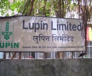 Lupin gets 8 observations from US FDA, stock down 2.25%