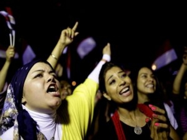 In pics: Egyptian crisis and its impact on world