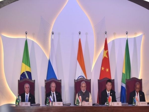 India pitches for greater engagement with BRICS nations
