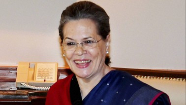 Sonia Gandhi may step down as Congress President by October 15