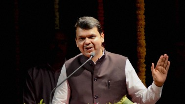 Devendra Fadnavis' chopper crash-lands in Latur, CM safe