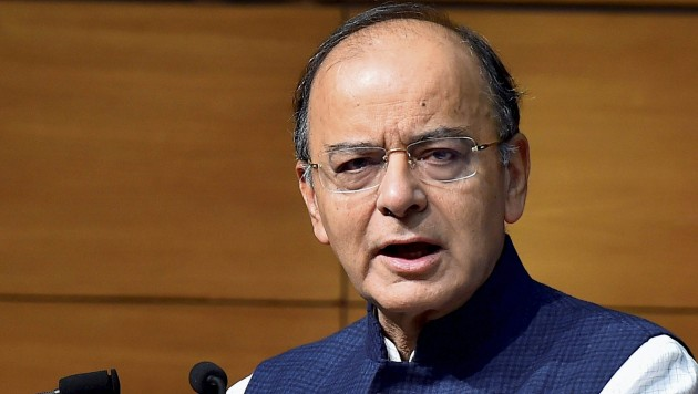 Arun Jaitley and Ram Jethmalani have heated exchanges in HC