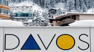 "Europe readies riposte to Trump's ""America First"" push in Davos"