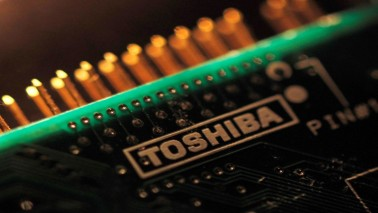 Google, Amazon eye Toshiba's chip unit: report