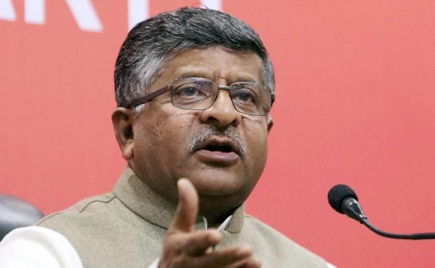 Aadhaar to be linked to driving licence soon, says Union Minister Ravi Shankar Prasad