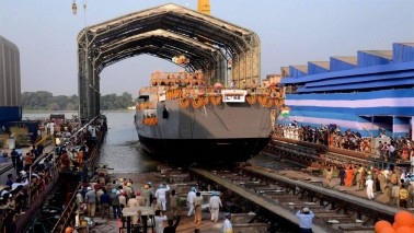 Solid Listing: Cochin Shipyard outperforms market; ends at day's high, up 22%