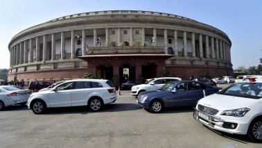 Tryst with destiny! A gong sound at midnight in Parliament's central hall will mark switchover to GST