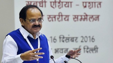 Venkaiah wants cities to raise funds from local markets