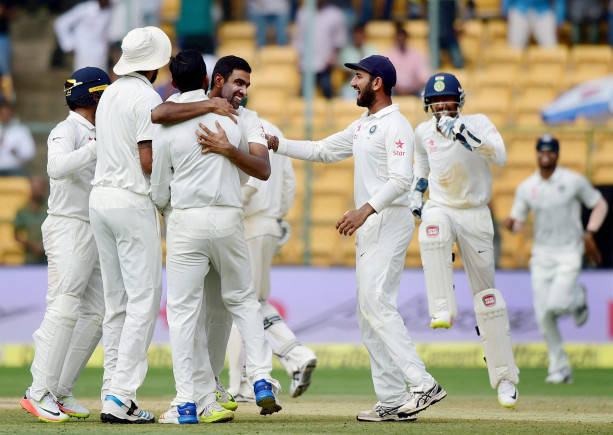 India gets closer to a win against Australia; needs just 87 runs