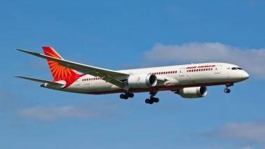 Air India goofs up again: Maharaja's royal plane flies with wheels out for entire duration of flight
