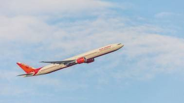 Air India's maiden direct flight to Stockholm, all women crew