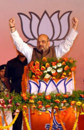 Shah launches signature campaign for demonetisation