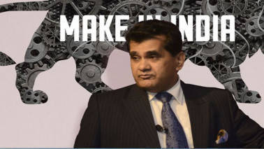 Better for govt to spend on health, education than on Air India: Niti Aayog CEO Amitabh Kant