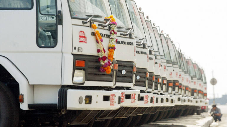 Truck, bus makers may find relief under GST as scrappage policy enters last mile