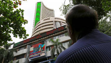 Market at record close; Sensex soars 217 pts but Nifty fails to hit 10,000