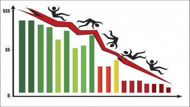 Mr Investor, are you listening? There is enough room for Sensex to fall