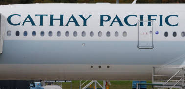 Hong Kong carrier Cathay Pacific swings to $74mn loss