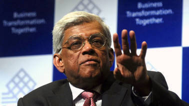 Low credit demand due to corporate deleveraging, debt funds: Deepak Parekh