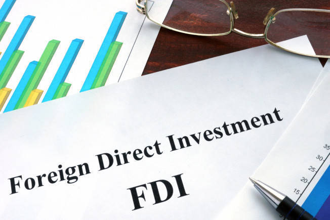 what is foreign direct investment fdi View notes - foreign direct investment from mktg 3420 at clayton chapter 8 foreign direct investment what is fdi foreign direct investment (fdi) occurs when a firm invests directly in new.