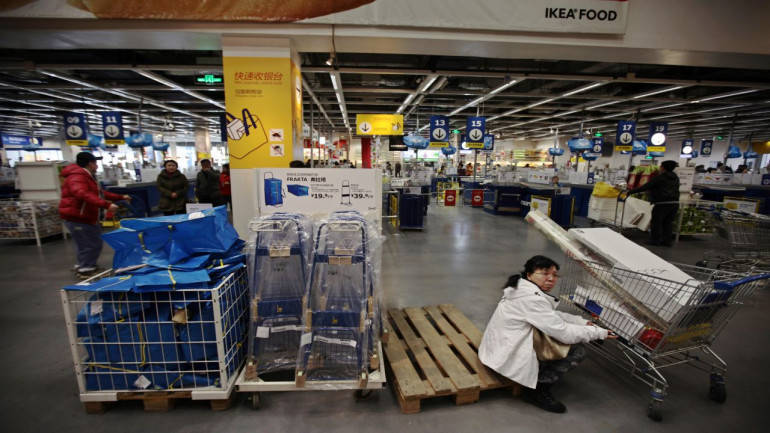 Ikea to double local sourcing by 2020,open store in NaviMumbai