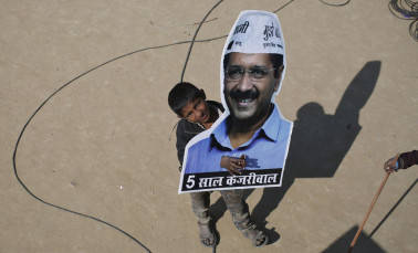 MCD Election Results 2017 LIVE: Kejriwal makes workers swear not to leave AAP
