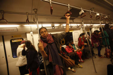 DATA STORY: 87% of Delhi families start worrying when women don't reach home by 9 pm
