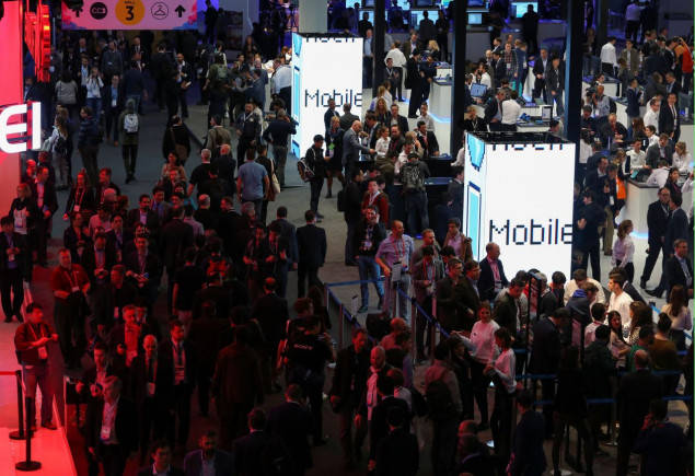 Watch: The tech extravaganza at Mobile World Congress 2017