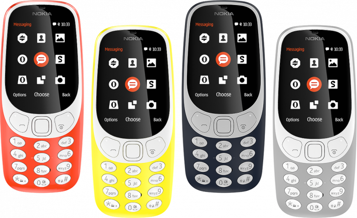 Nokia 3310's 3G variant likely to to arrive in late September or early October