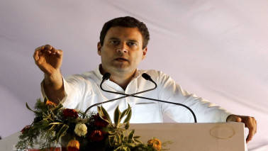 Rahul Gandhi's foreign visits just .001% as compared to Modi's: Congress