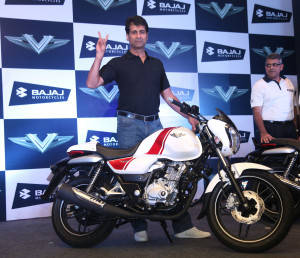 Bajaj Auto sales dip 0.3% on weak domestic performance; exports jump 46%