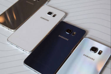 New Samsung smartphone concept with double-sided display spotted