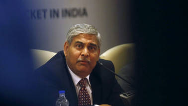 Shashank Manohar steps down as ICC chairman citing personal reasons