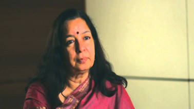Want to thank the board for giving me another 4 years, says Shikha Sharma