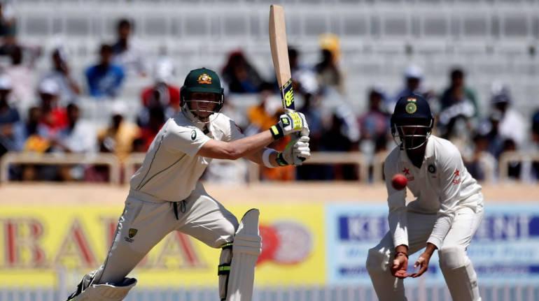 India vs Australia, 3rd Test: Steve Smith ton puts visitors in command