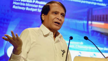 Self-help groups can sell products on board trains: Suresh Prabhu