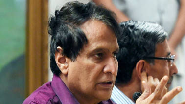 Railways to implement ERP solution in next few months: Suresh Prabhu