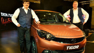 Tata Tigor launched at Rs 4.7 lakh, priced cheaper than Maruti Dzire