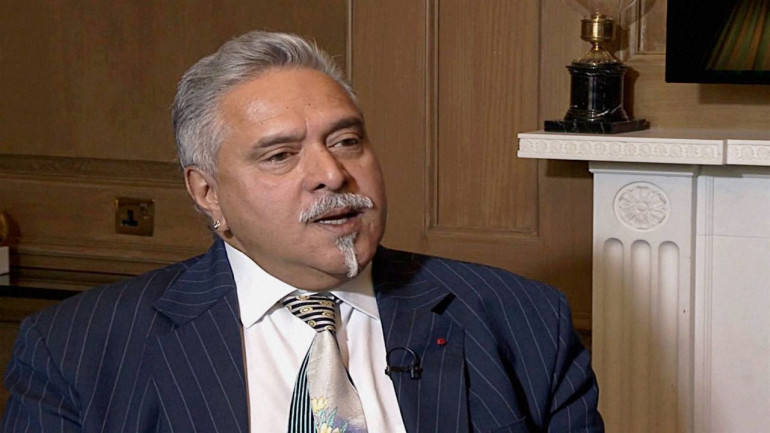 Loans to Vijay Mallya given by UPA: Government