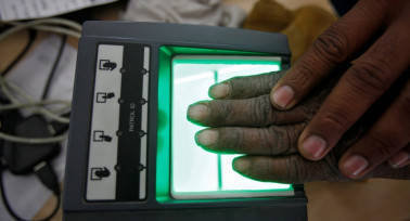 Making 'angootha chhaap' fancy: Govt to launch Aadhaar Pay on Apr 14