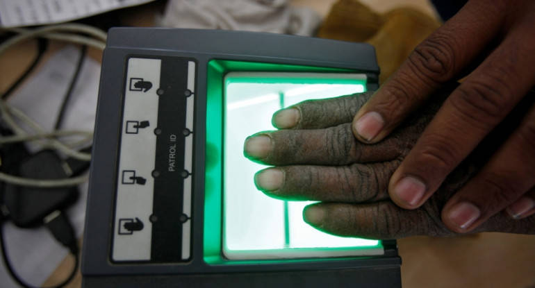 Govt says letter issued to states on linking land records to Aadhaar was 'fake'