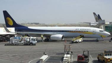 Jet Airways to review pilots' pay hike freeze after Q1 results