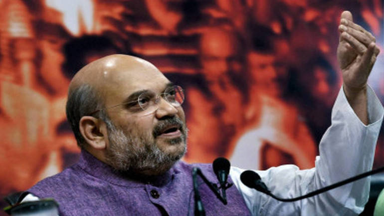 We have given a prime minister who speaks: Amit Shah in Amethi
