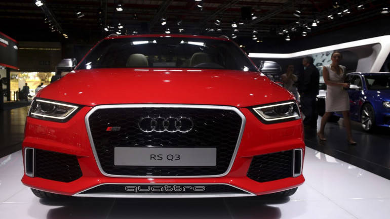 Audi launches Q3 in petrol variant at Rs 32.2 lakh