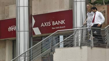 Axis Bank up 3% after bank denies CEO Shikha Sharma's resignation rumours