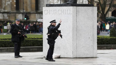 ISIS claims British parliament attack; 8 arrested in UK raids