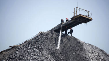 Coal India slips 2% on weak Q1 numbers