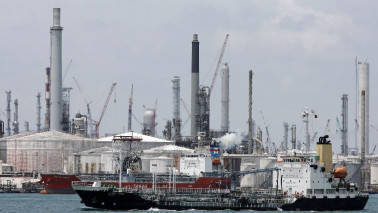 Newest outpost for US crude exports: India