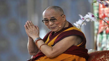 I am a 'son of India', says Dalai Lama