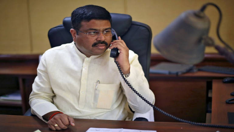 Oil minister Pradhan slams critics of armed forces