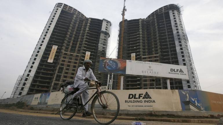 DLF Q1 profit down 58% at Rs 109cr; income up 9% at Rs 2,211.24 cr